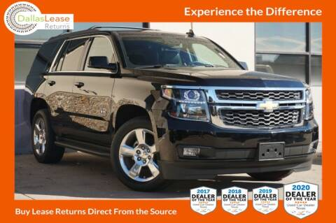 2016 Chevrolet Tahoe for sale at Dallas Auto Finance in Dallas TX
