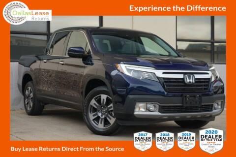 2019 Honda Ridgeline for sale at Dallas Auto Finance in Dallas TX