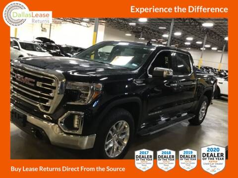 2020 GMC Sierra 1500 for sale at Dallas Auto Finance in Dallas TX