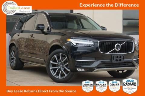 2017 Volvo XC90 for sale at Dallas Auto Finance in Dallas TX