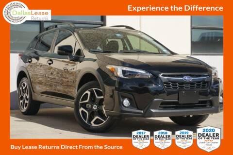 2018 Subaru Crosstrek for sale at Dallas Auto Finance in Dallas TX