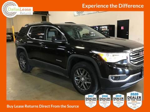 2018 GMC Acadia for sale at Dallas Auto Finance in Dallas TX
