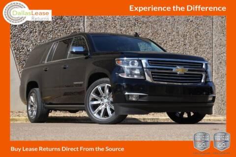 2015 Chevrolet Suburban for sale at Dallas Auto Finance in Dallas TX