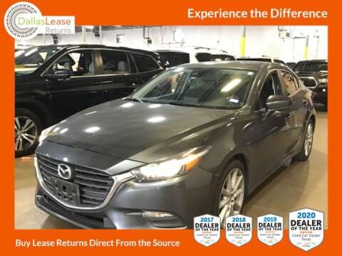 2017 Mazda MAZDA3 for sale at Dallas Auto Finance in Dallas TX