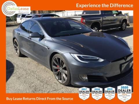 2016 Tesla Model S for sale at Dallas Auto Finance in Dallas TX