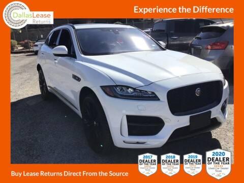 2017 Jaguar F-PACE for sale at Dallas Auto Finance in Dallas TX