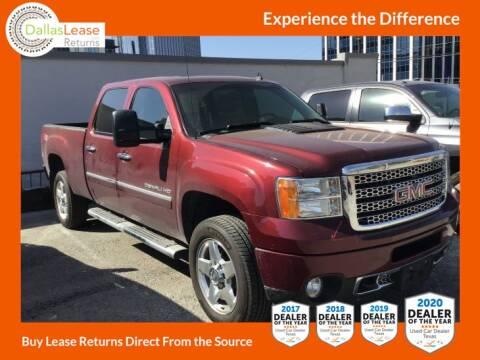 2014 GMC Sierra 2500HD for sale at Dallas Auto Finance in Dallas TX