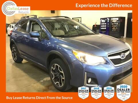 2017 Subaru Crosstrek for sale at Dallas Auto Finance in Dallas TX