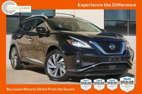 2019 Nissan Murano for sale at Dallas Auto Finance in Dallas TX