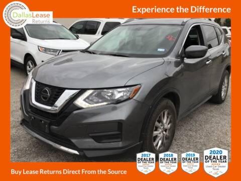 2018 Nissan Rogue for sale at Dallas Auto Finance in Dallas TX