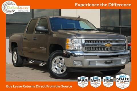 2013 Chevrolet Silverado 1500 for sale at Dallas Auto Finance in Dallas TX