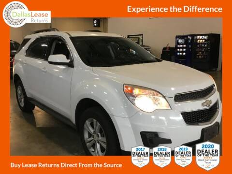 2015 Chevrolet Equinox for sale at Dallas Auto Finance in Dallas TX