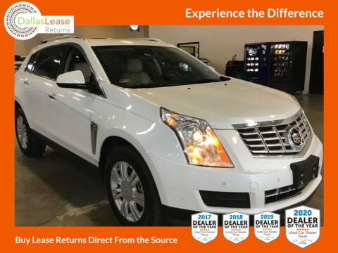 2016 Cadillac SRX for sale at Dallas Auto Finance in Dallas TX