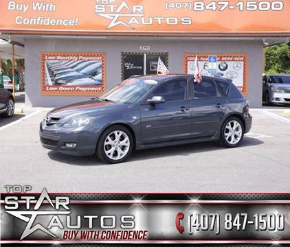 2008 Mazda MAZDA3 for sale at Top Star Autos in Kissimmee FL