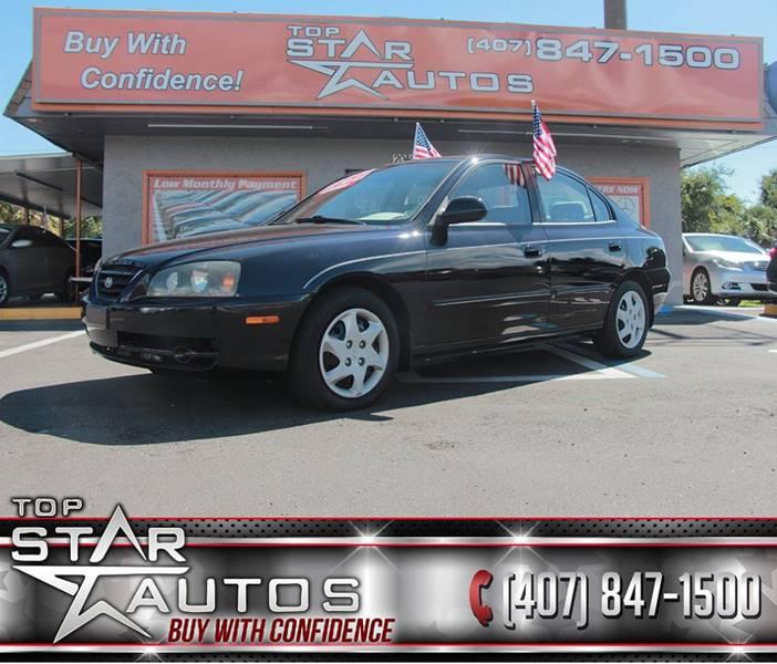 2004 Hyundai Elantra for sale at Top Star Autos in Kissimmee FL