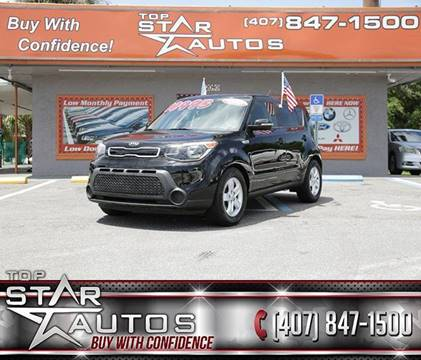 2014 Kia Soul for sale at Top Star Autos in Kissimmee FL