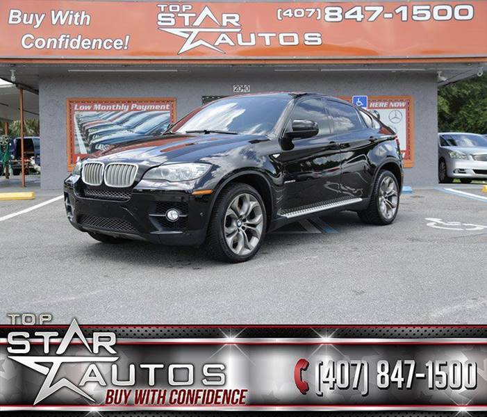 2012 BMW X6 for sale at Top Star Autos in Kissimmee FL
