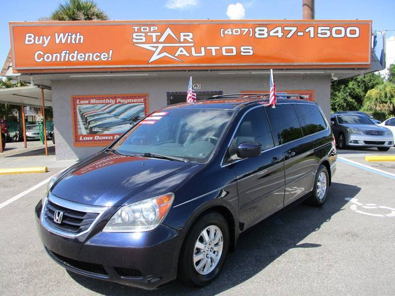 2008 Honda Odyssey for sale at Top Star Autos in Kissimmee FL