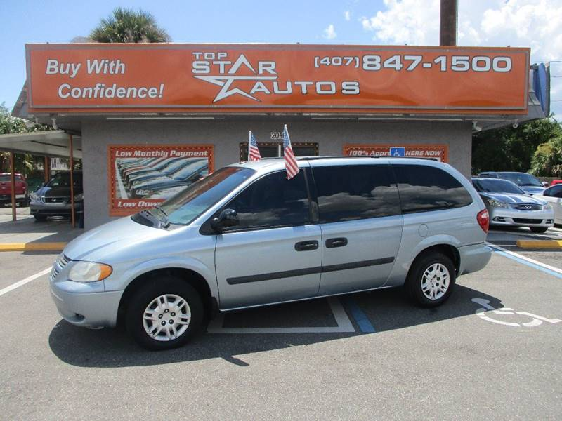 2006 Dodge Grand Caravan for sale at Top Star Autos in Kissimmee FL