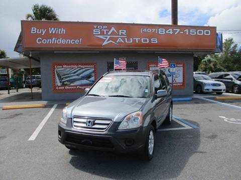 2005 Honda CR-V for sale at Top Star Autos in Kissimmee FL
