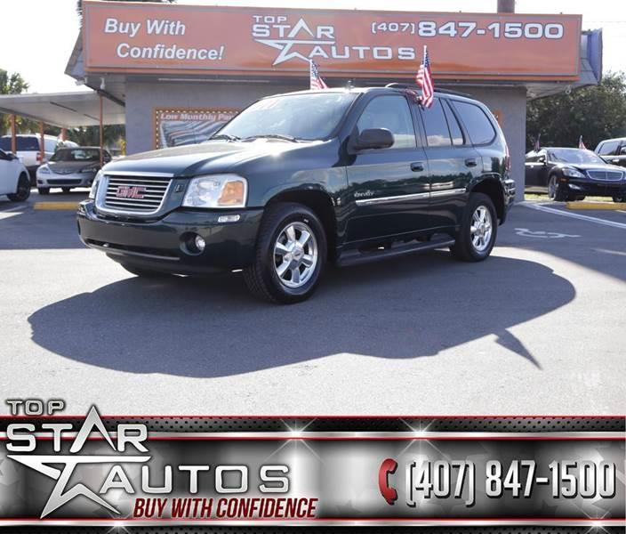 2006 GMC Envoy for sale at Top Star Autos in Kissimmee FL