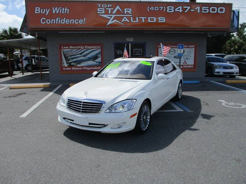 2007 Mercedes-Benz S-Class for sale at Top Star Autos in Kissimmee FL