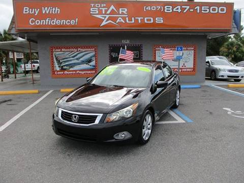 2008 Honda Accord for sale in Kissimmee, FL