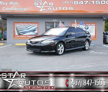 2005 Mazda MAZDA6 for sale at Top Star Autos in Kissimmee FL
