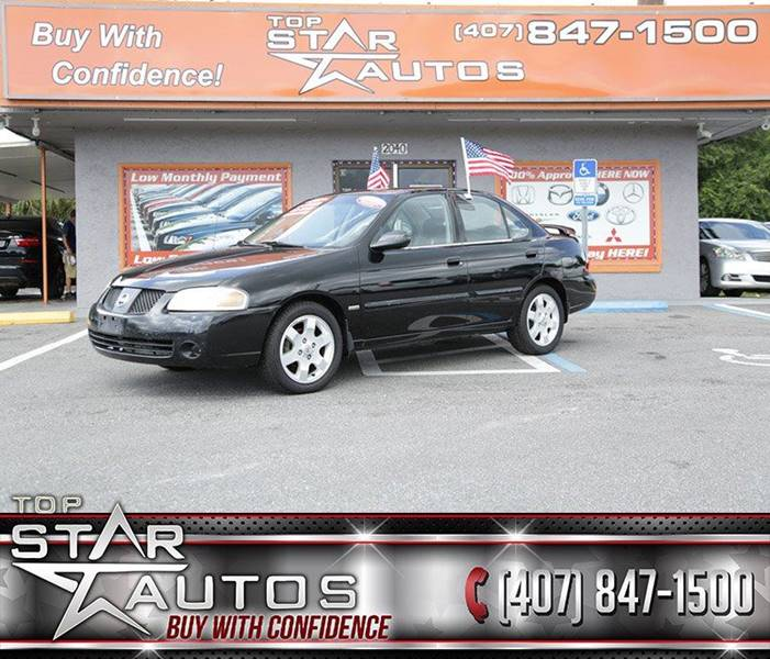 2005 Nissan Sentra for sale at Top Star Autos in Kissimmee FL
