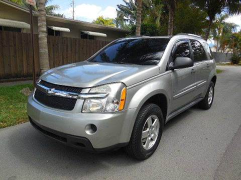 2008 Chevrolet Equinox for sale at FINANCIAL CLAIMS & SERVICING INC in Hollywood FL