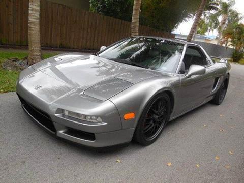 1998 Acura NSX For Sale  Carsforsalecom