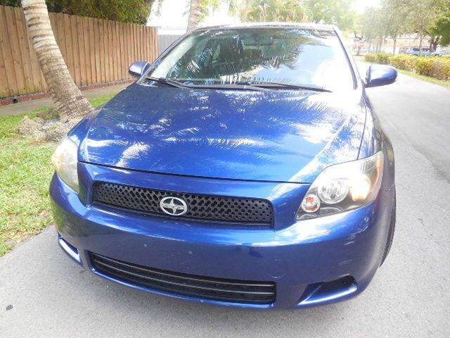 2009 Scion tC for sale at FINANCIAL CLAIMS & SERVICING INC in Hollywood FL