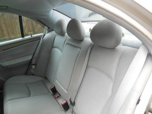 2004 Mercedes-Benz C-Class for sale at FINANCIAL CLAIMS & SERVICING INC in Hollywood FL