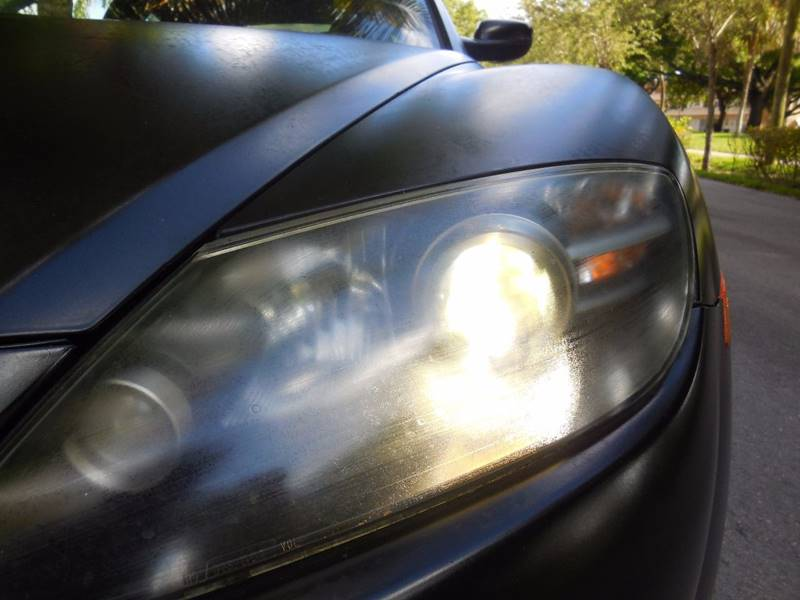 2004 Mazda RX-8 for sale at FINANCIAL CLAIMS & SERVICING INC in Hollywood FL