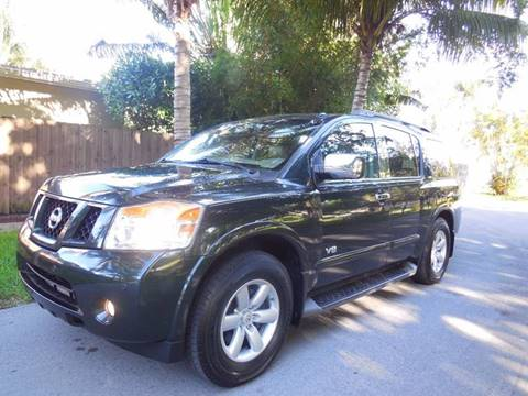 2008 Nissan Armada for sale in Hollywood, FL