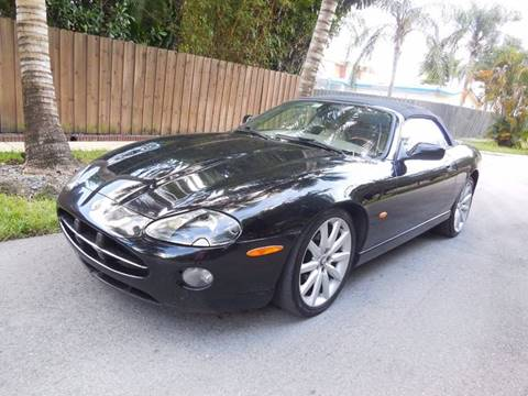 2005 Jaguar XK-Series for sale at FINANCIAL CLAIMS & SERVICING INC in Hollywood FL