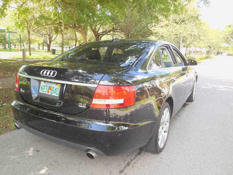 2005 Audi A6 for sale at FINANCIAL CLAIMS & SERVICING INC in Hollywood FL