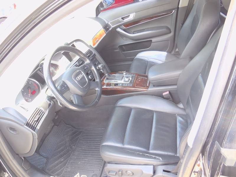 2008 Audi A6 for sale at FINANCIAL CLAIMS & SERVICING INC in Hollywood FL