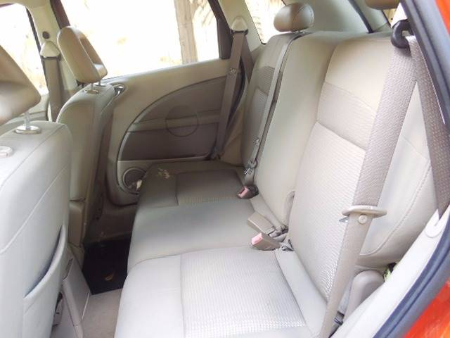 2007 Chrysler PT Cruiser for sale at FINANCIAL CLAIMS & SERVICING INC in Hollywood FL