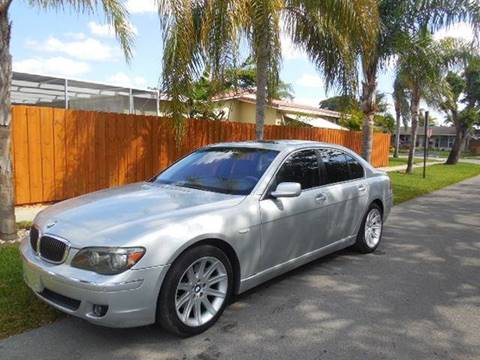 2006 BMW 7 Series For Sale in Alabama - Carsforsale.com®