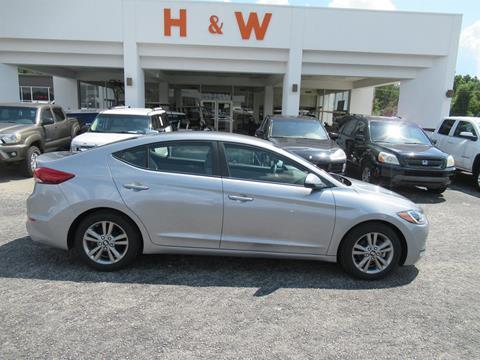 2017 Hyundai Elantra for sale in Opelika, AL