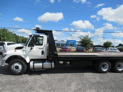 2009 International WorkStar 7400 for sale in Opelika, AL