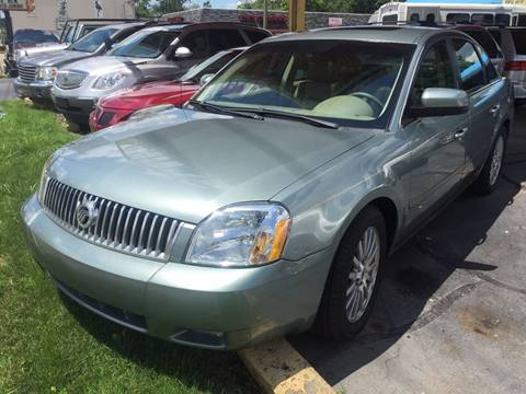 2005 Mercury Montego for sale in Indianapolis, IN