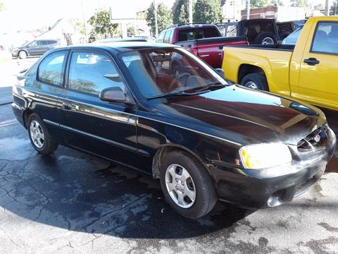 2002 Hyundai Accent for sale in Indianapolis, IN