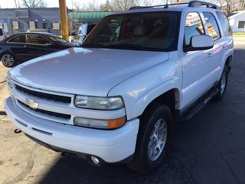 2004 Chevrolet Tahoe for sale in Indianapolis, IN