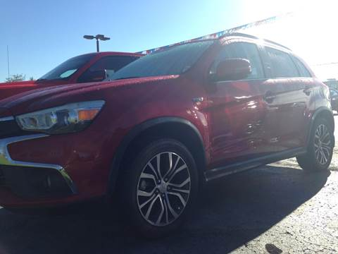 2016 Mitsubishi Outlander Sport for sale at EAGLE ONE AUTO SALES in Leesburg OH