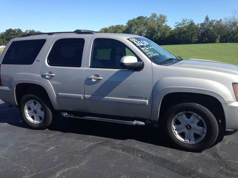 2009 Chevrolet Tahoe for sale at EAGLE ONE AUTO SALES in Leesburg OH