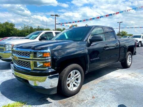 2014 Chevrolet Silverado 1500 for sale at EAGLE ONE AUTO SALES in Leesburg OH