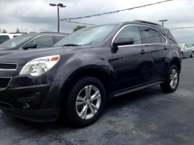 2014 Chevrolet Equinox for sale at EAGLE ONE AUTO SALES in Leesburg OH