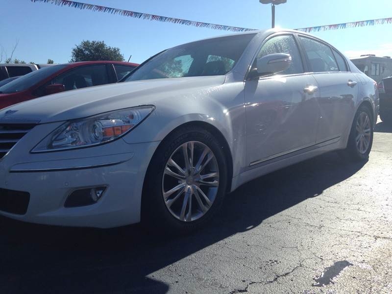 2011 Hyundai Genesis for sale at EAGLE ONE AUTO SALES in Leesburg OH